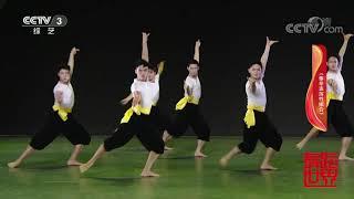 [舞蹈世界]《傣拳表演性组合》 表演:中央民族大学舞蹈学院2017级表演男班| CCTV综艺 - YouTube