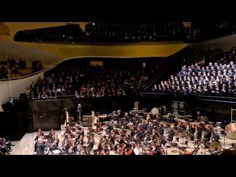 Philharmonie de Paris - Inauguration - Concert de gala
