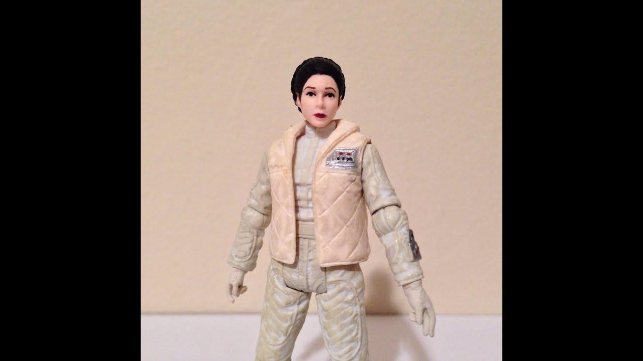 Hasbro Star Wars Vintage Collection Hoth Princess Leia ... Old Star Wars Princess Leia