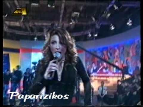Helena Paparizou - Anapandites Klissis (Live At Fame Story 3)