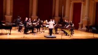 Kell High School Percussion Ensemble 3