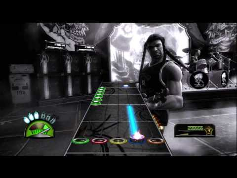 Guitar Hero Metallica - One HD sightread