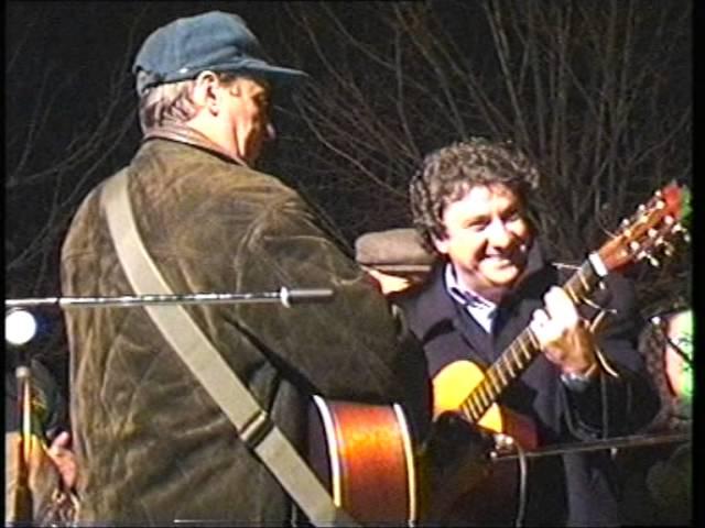 Gambatesa maitunat 1-1-2000 - Luca Scocca canta Lisa