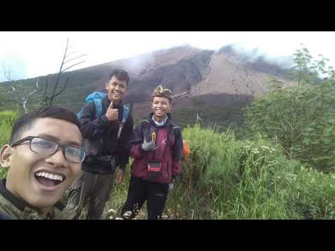 Pendakian  Gunung Slamet 3428Mdpl,  Via Kaligua-Brebes