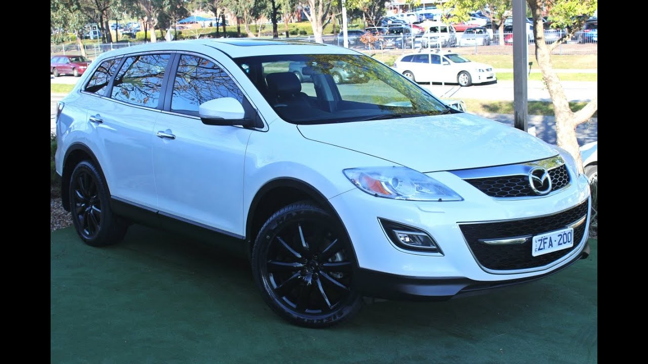 Mazda Cx 9 >> B5356 - 2012 Mazda CX-9 Grand Touring Auto 4WD Review ...