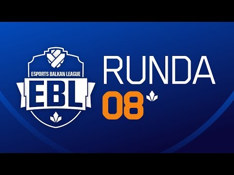 Stream: Fortuna Esports - EBL Sezona 6 - ŠAIM SE Booster vs Level Up