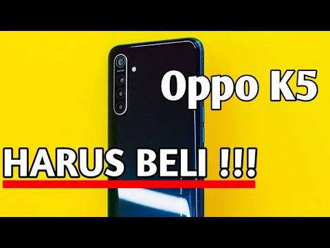 Jika Oppo K5 Masuk Ke Indonesia, Mending Beli Saja !.