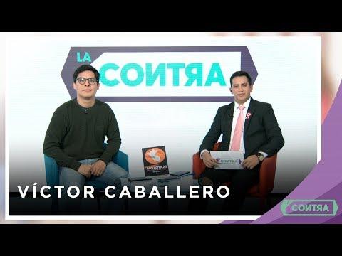 Víctor Caballero (El diario de Curwen) l La Contra