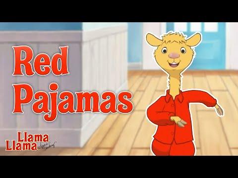 Llama Llama's Red