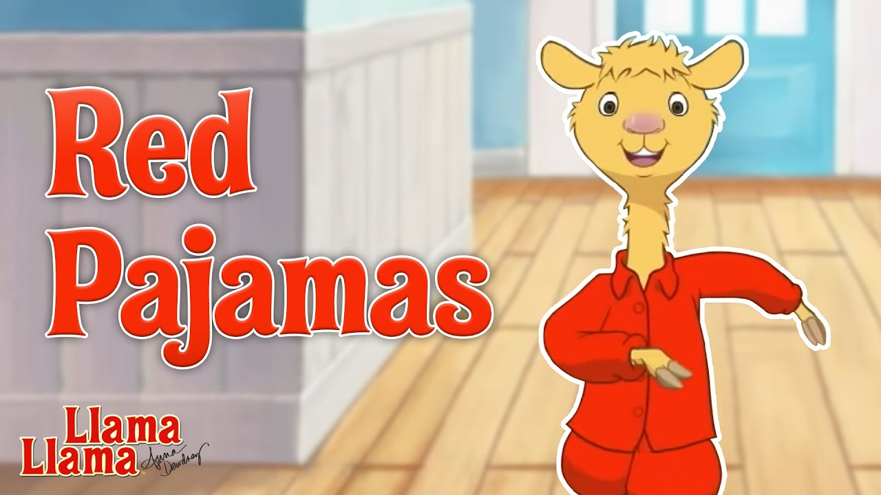 Download Llama Llama's Red Pajamas!