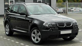 Выбираем б\у авто BMW X3 E83 (бюджет 550-600тр)