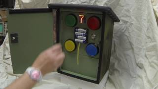 """Gadget Geocache GC6N7T3 """"Batteries not included - Simon Says"""""""