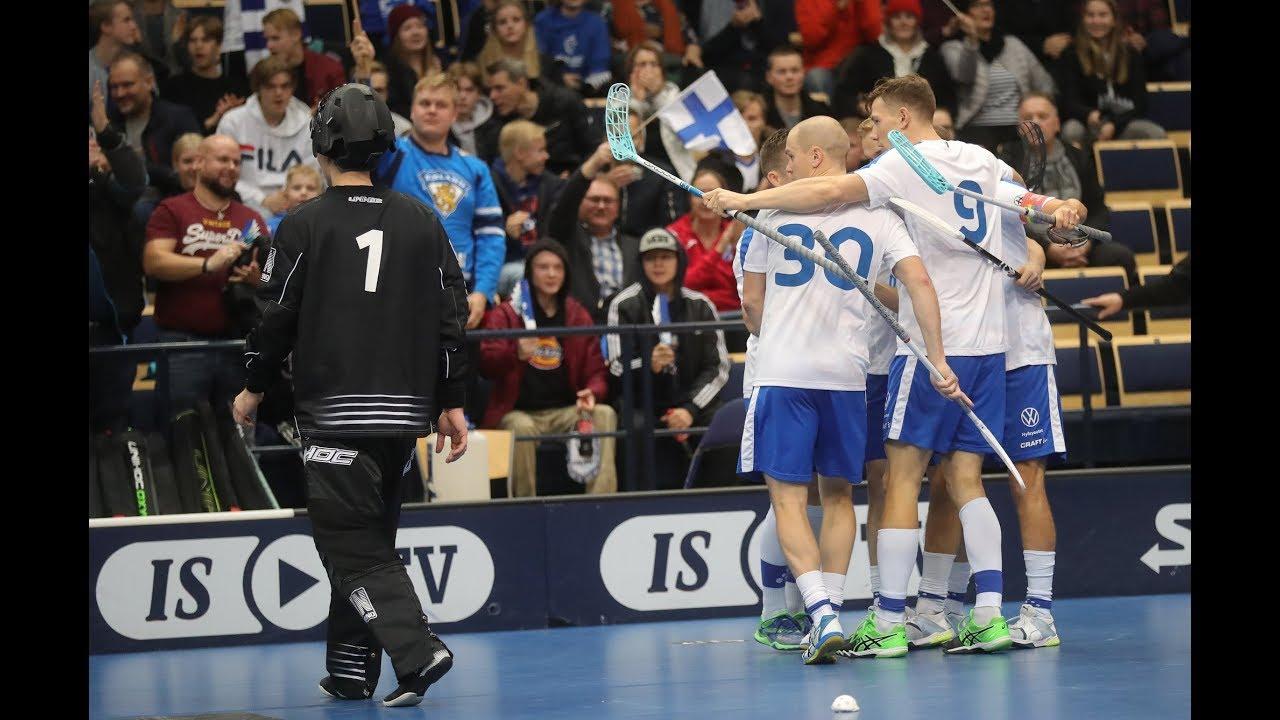 Suomi Ruotsi 6-5