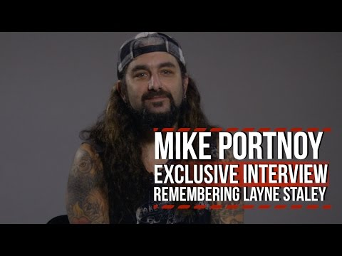 Mike Portnoy - Remembering Alice In Chains' Layne Staley