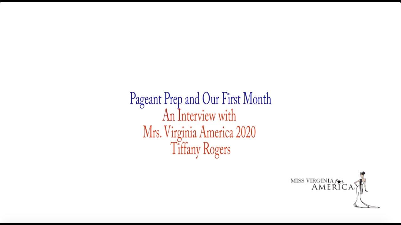 Mrs Virginia Tiffany Rogers Interview