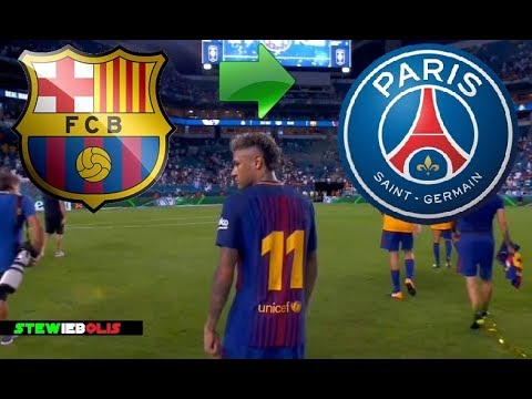 d134f0ead5e Neymar Jr ⚽ Last Match for F.C. Barcelona ⚽ 1080i HD  Neymar  PSG  Barcelona
