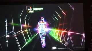 Just Dance 4 Kinect Jugando :)