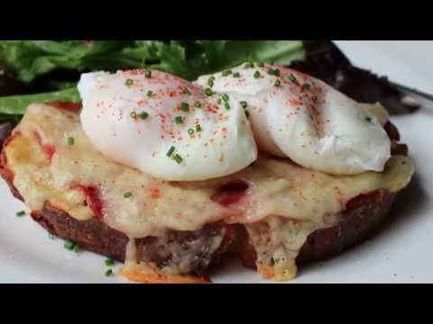 Monte Cristo Benedict - Brunch Recipe!