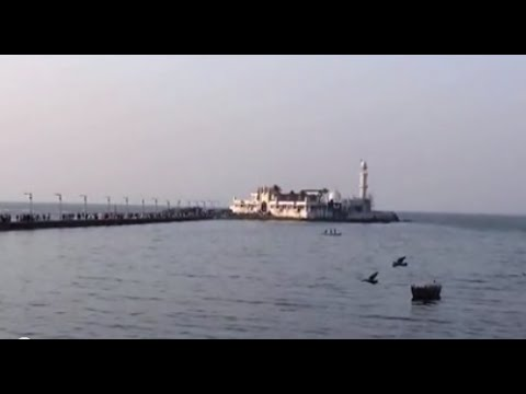 Haji Ali Dargah In Day & Night - An Exclusive & Mega Video | Mumbai, Maharashtra, India.