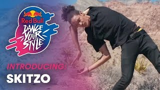 Skitzo - American Hip Hop Dancer | Introducing | Red Bull Dance Your Style