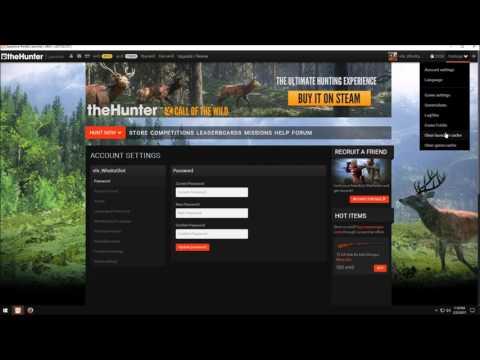 theHunter Forum Link