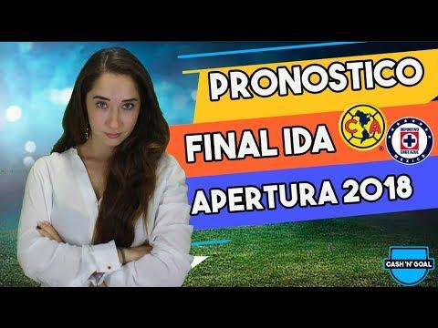 Pronósticos Final America Cruz Azul IDA Liga MX Apertura 2018 | Predicciones Liga Mx | Quiniela 2018