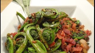 Fiddlehead Ferns (recipe)