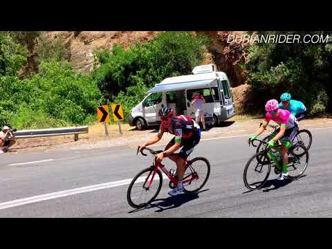 Peter Sagan Misses Feed Zone During Tour Down Under 2018