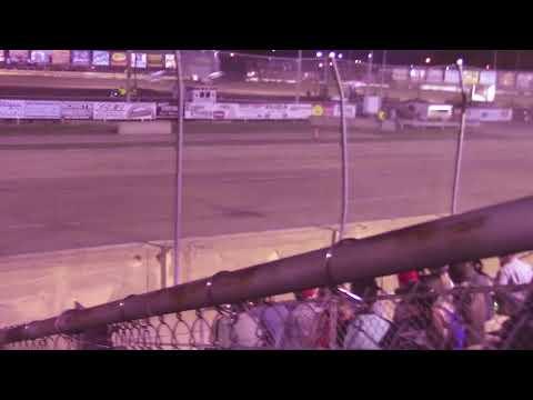 Fremont Speedway 410 Sprint Cars A Main (7/28/18)