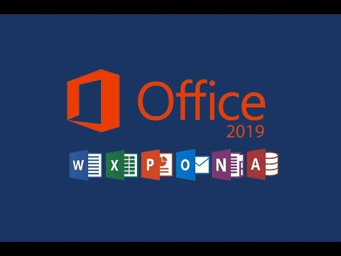 HOW TO INSTALL OFFICE 2019 AVAILABLE ONLY ON WINDOWS 10