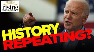 Krystal and Saagar: Hilarious vintage footage reveals repeated Biden lies