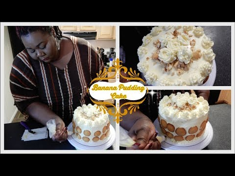 Banana Pudding Cake (Meal Prep Sunday )