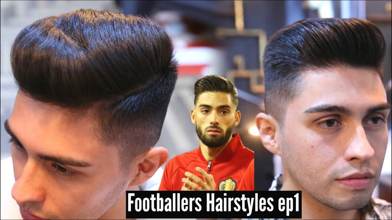 Mens Hairstyle 2019 Popular Short Hairstyle For Men Pompadour Haircut Tutorial