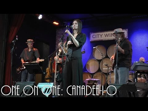 ONE ON ONE: 10,000 Maniacs - Canadee-I-O May 22nd, 2015  City Winery New York