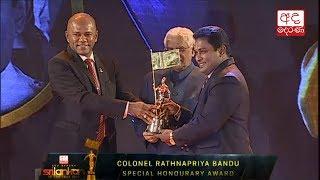 Sri Lankan of the Year 2018: Special Honourary Award