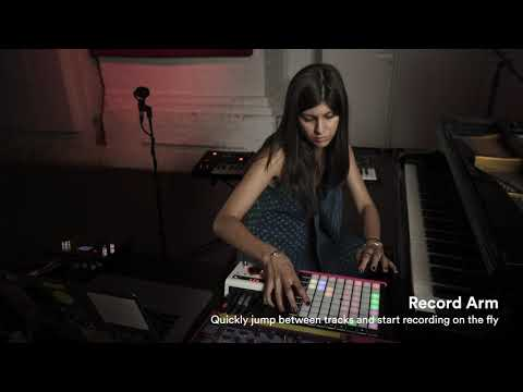 Novation // Launchpad X - Sandunes Performance