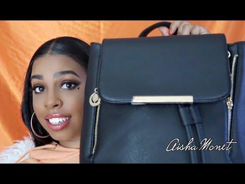What's in My Travel Bag: Dubai |AishaMonet
