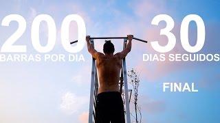 200 barras por 30 dias | final