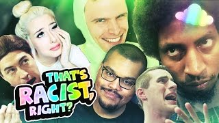 Repeat youtube video That's Racist, Right? (Racism Defined + Idubbbz response)