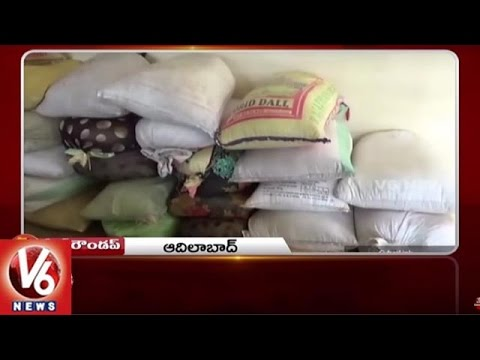 Bonalu Festival | Ration Rice Scam | ANM Workers Strike | Telangana State Roundup | V6 News