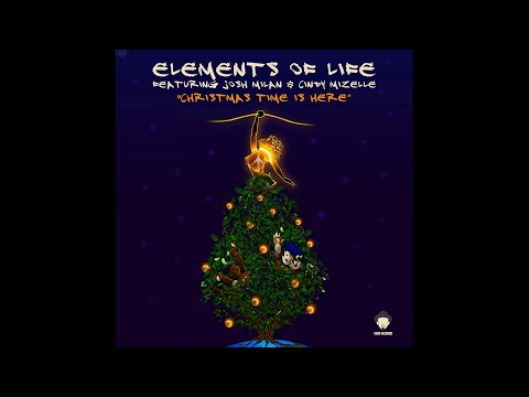 Elements Of Life Feat. Josh Milan & Cindy Mizelle - Christmas Time Is Here (Main)