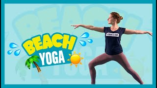 Yoga enfant (3 à 12 ans) - Let's go to the Beach! (Allons à la plage !)