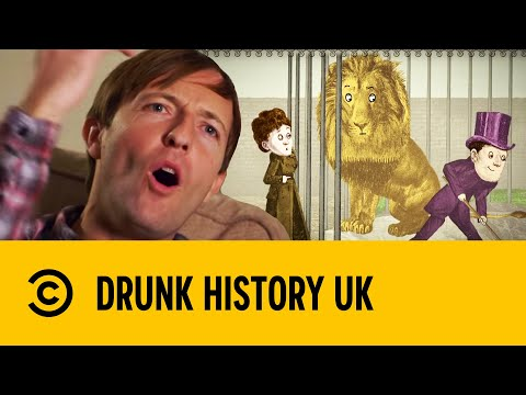 Looking At Animals | Drunk History