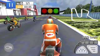 Real Bike Racing - Gameplay Android game - motorcycle racing game