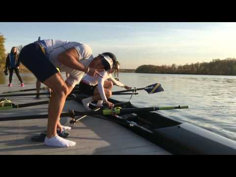 Trinity College Men's Rowing - Fall 2016