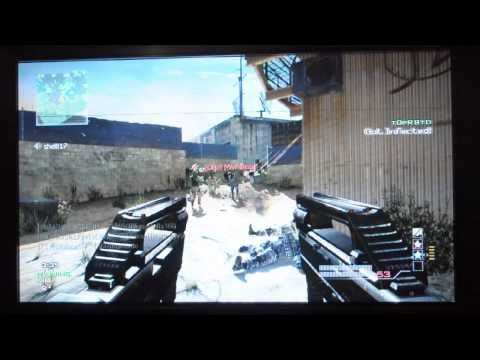 Modern Warfare 3: Infected (MW3 Gameplay/Commentary)