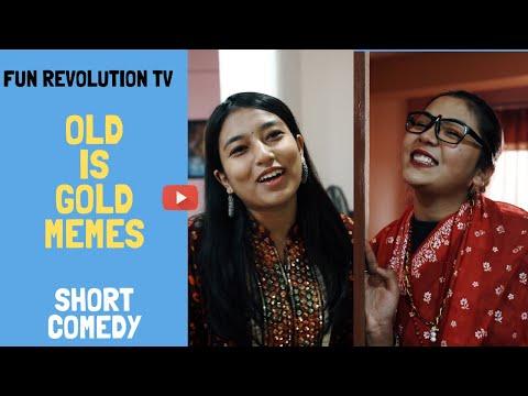 FRTV: Old Is Gold Memes   Nepali Comedy Videos   Fun Rev Shorts