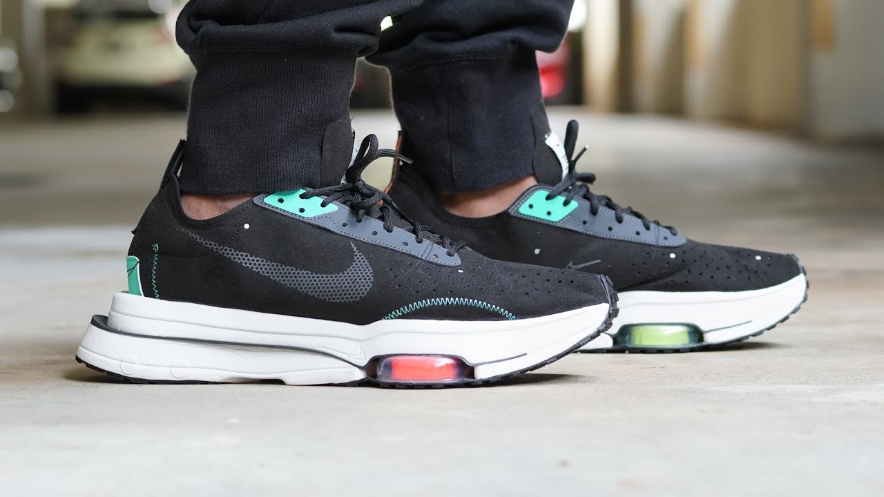 Nike AIR ZOOM-Type REVIEW & ON FEET - The MOST COMFORTABLE Cushioning on a Shoe, EVER? MUST COP