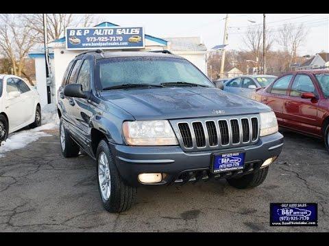 2002 Jeep Grand Cherokee Quadra Drive 4wd Youtube