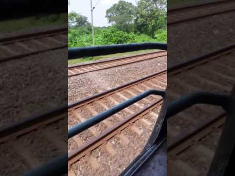 Bagh express train speed (india)